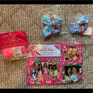NEW Lilly Pulitzer accessories